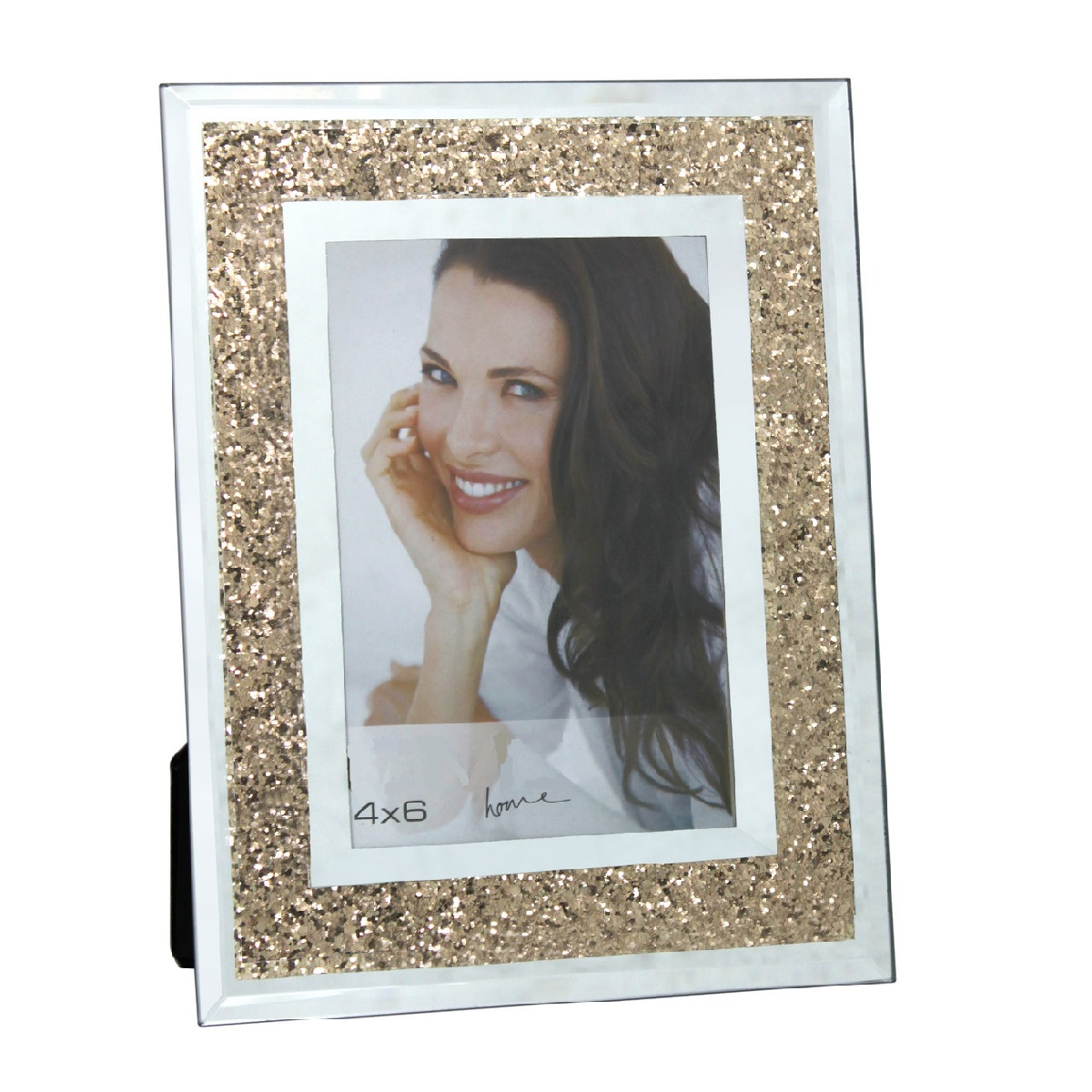 Contemporary Sterling Silver Photo Frame 6 X 4 By Carrs Of