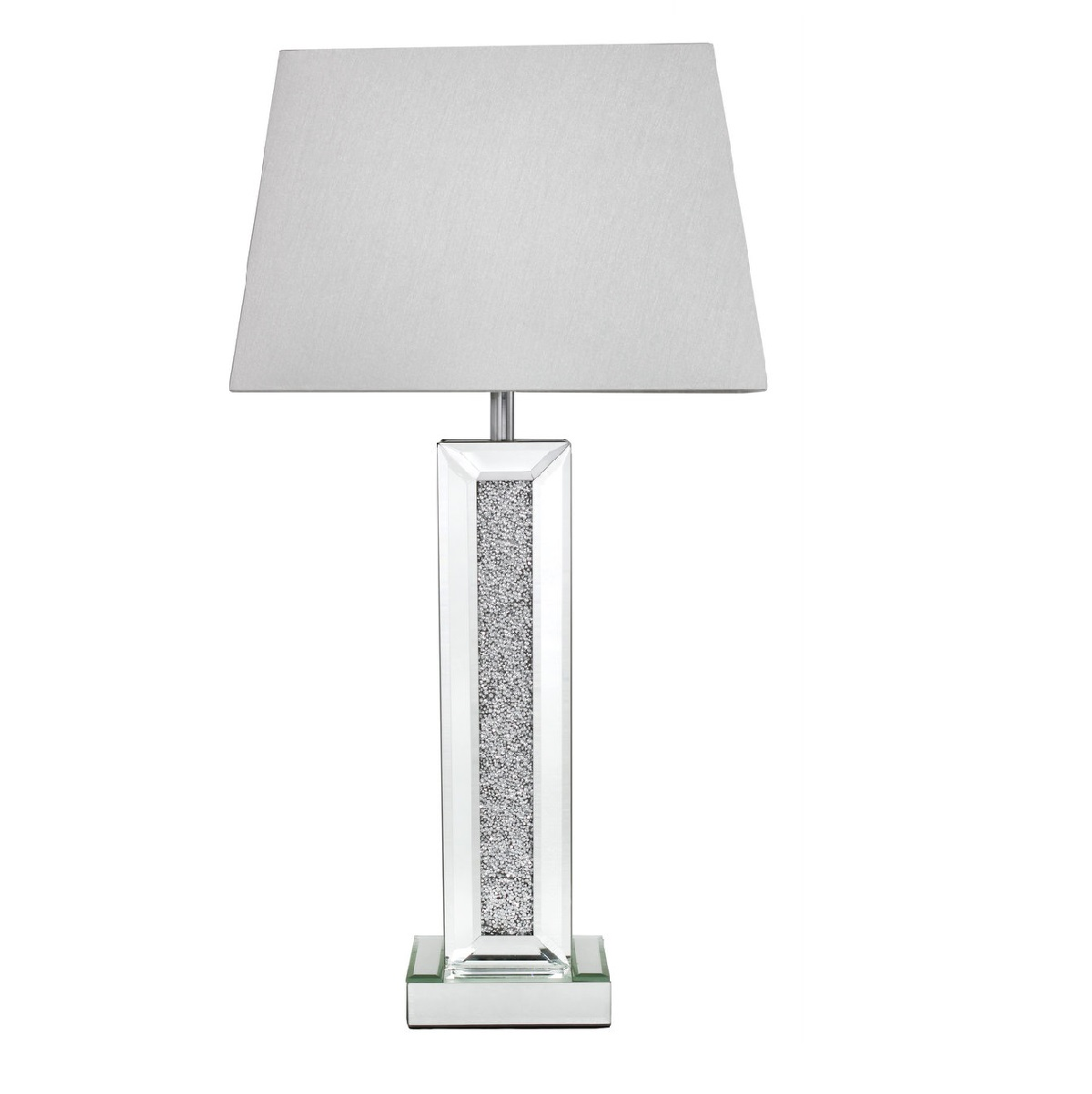Tuscany Pillar Lamp With Swarovski Crystals2