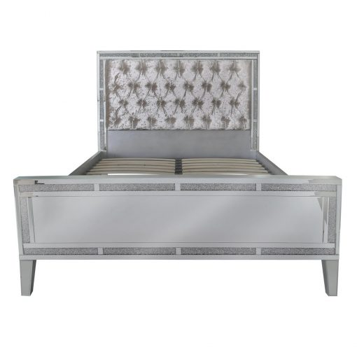 Tuscany Bed with Swarovski Crystals