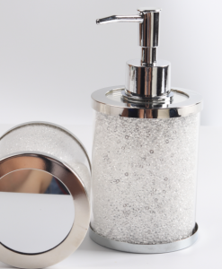 Swarovski Crystal Soap Dispenser
